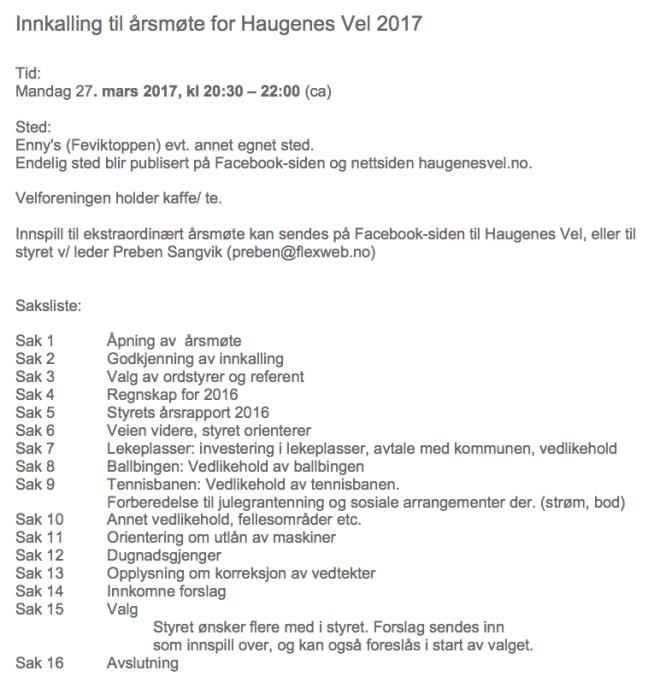 aarsmote-haugenes-vel